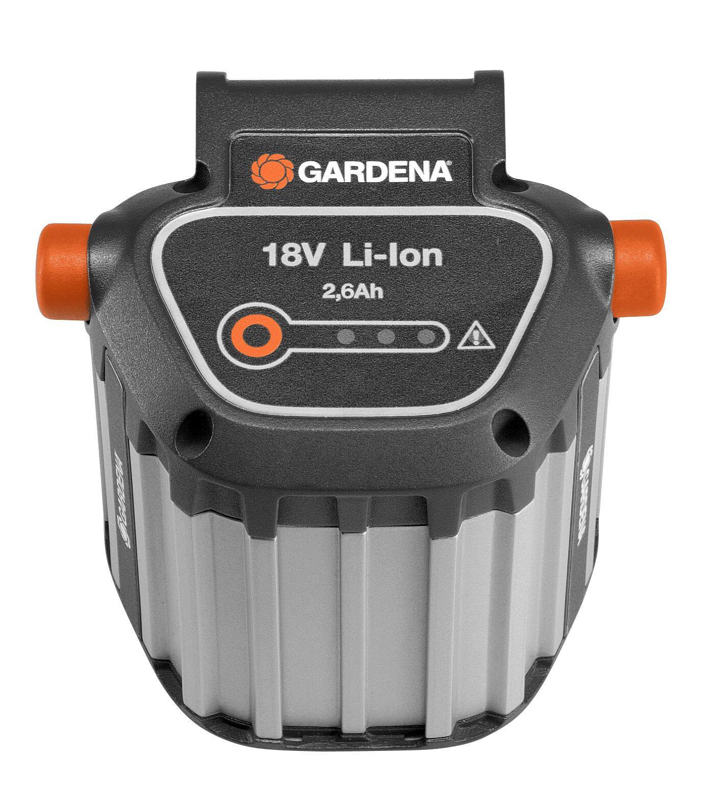 Аккумулятор Gardena 09839-20.000.00 аккумулятор