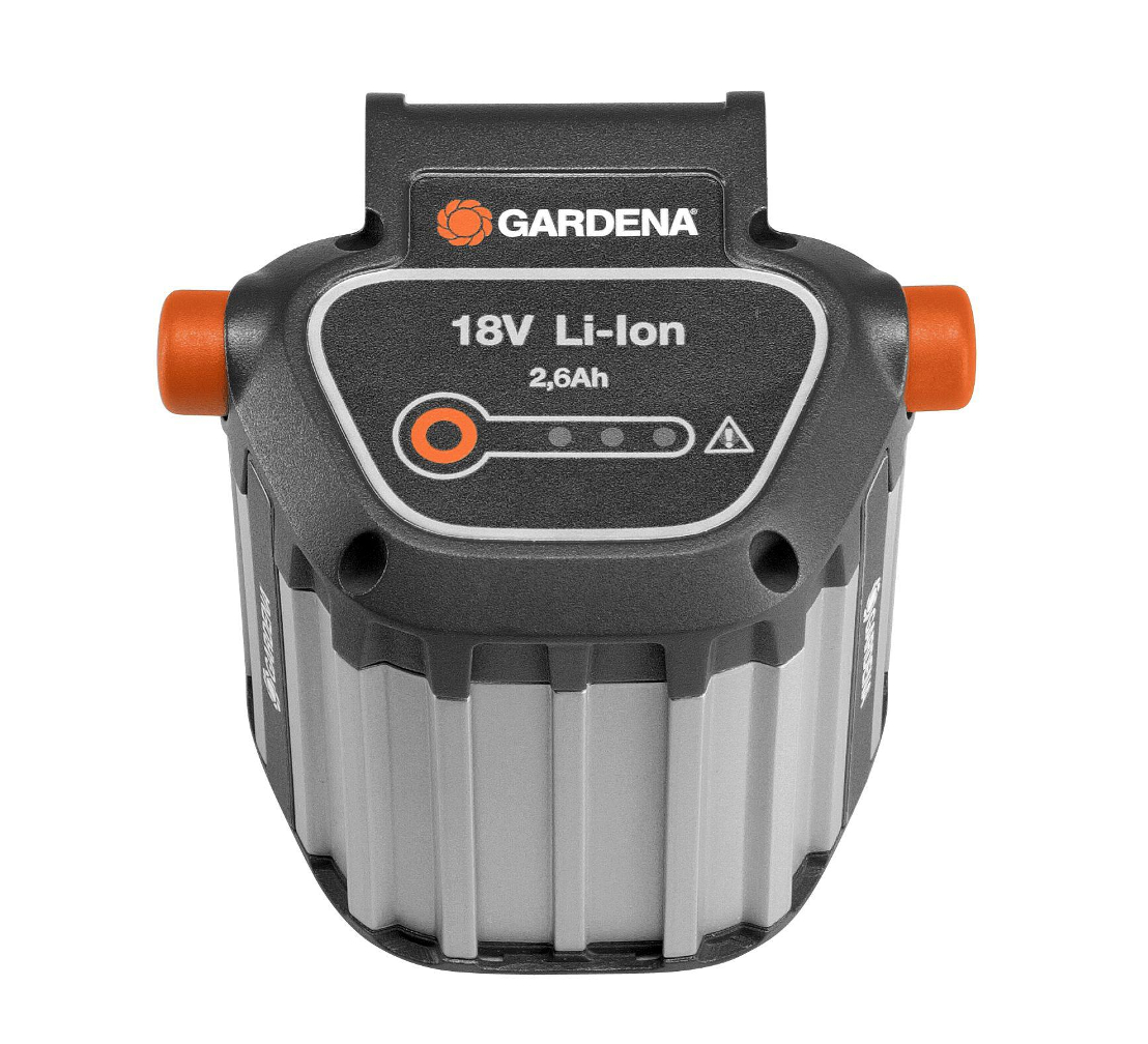 Аккумулятор GARDENA BLi-18/2,6Ач (09839-20.000.00)