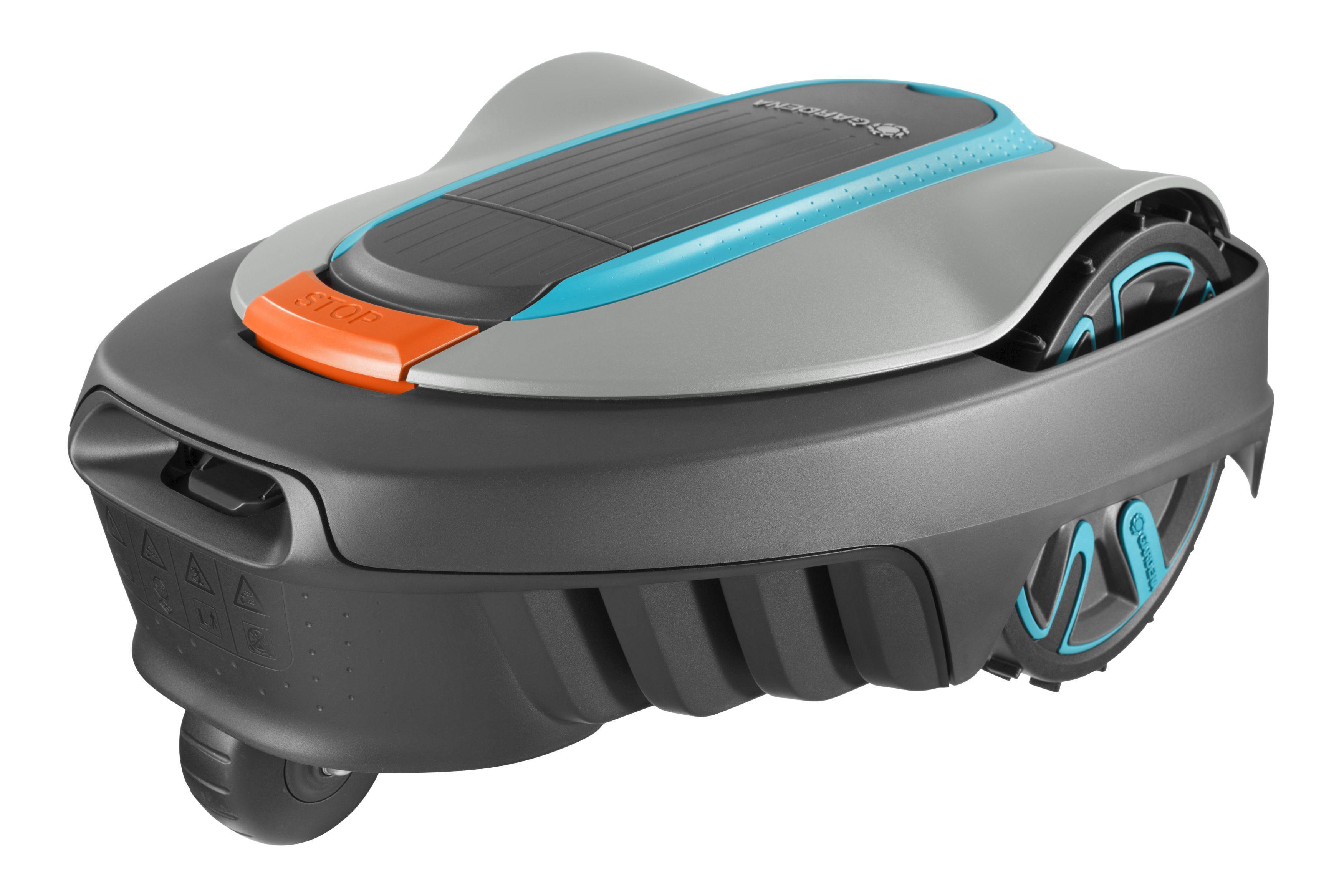 цены Газонокосилка-робот Gardena Sileno city 250 (15001-33.000.00)