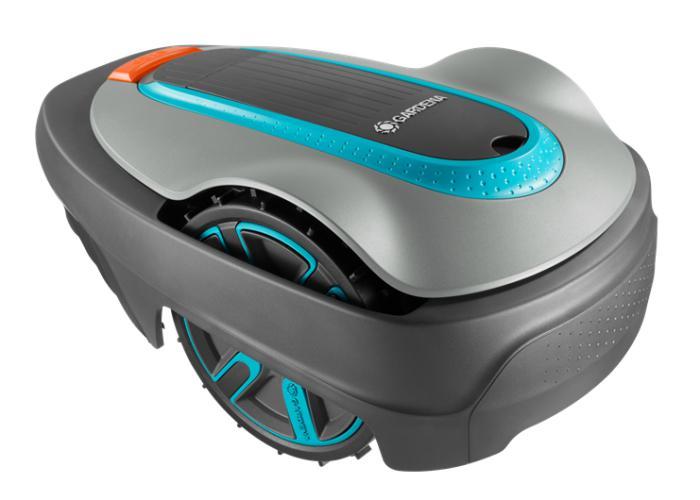Купить Газонокосилка-робот Gardena Sileno city 500 (15002-33.000.00), Великобритания