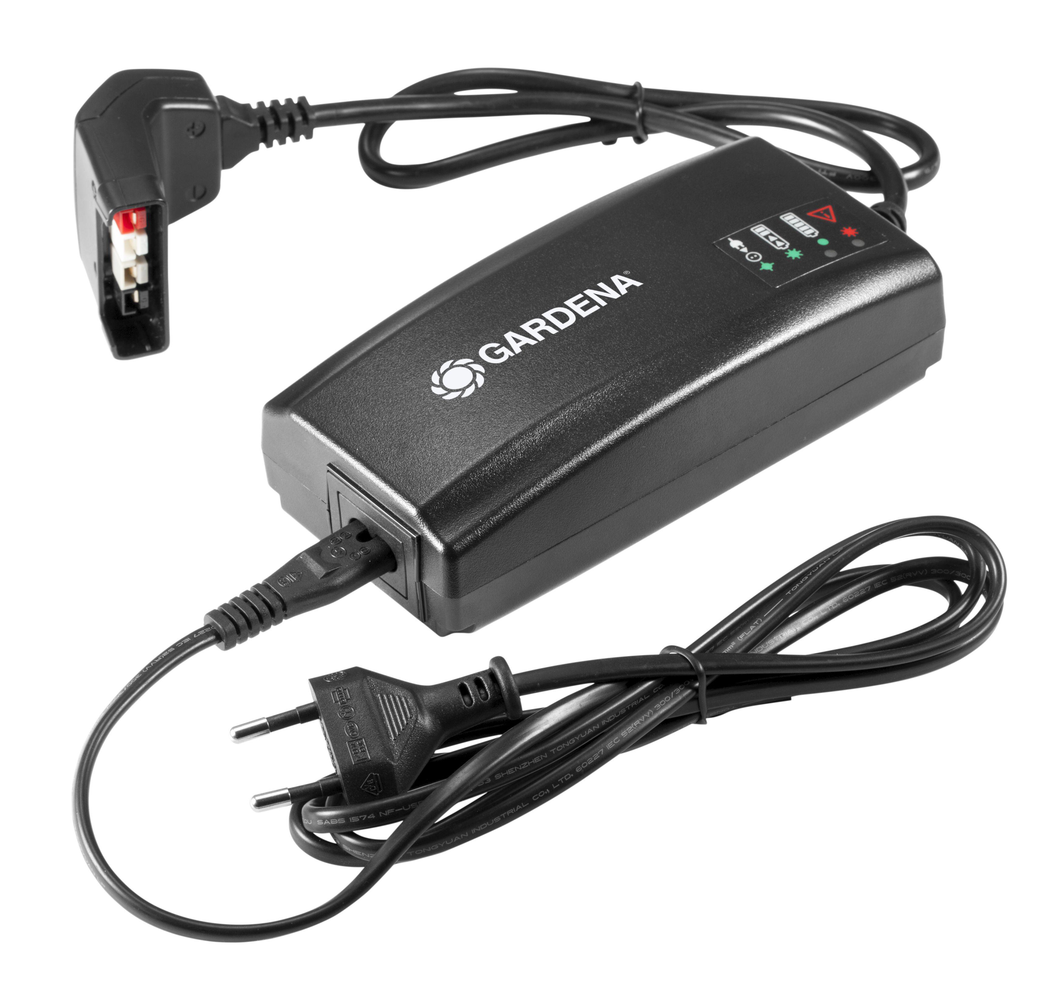 Зарядное устройство Gardena 09845-20.000.00 зарядное