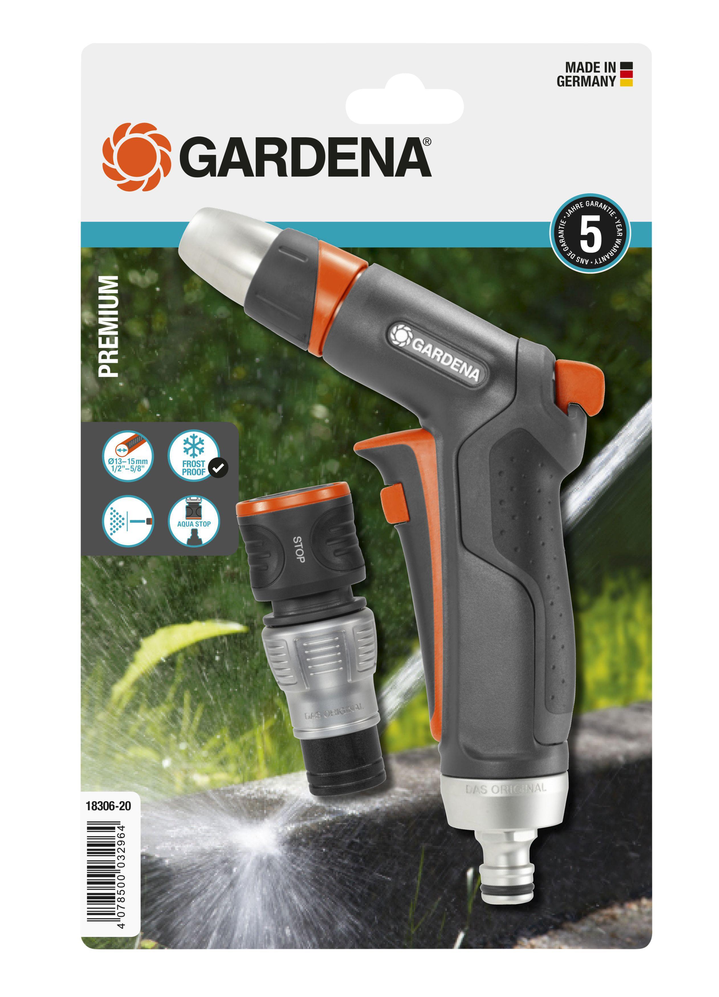 Купить Комплект Gardena Premium 18306-20.000.00, Германия