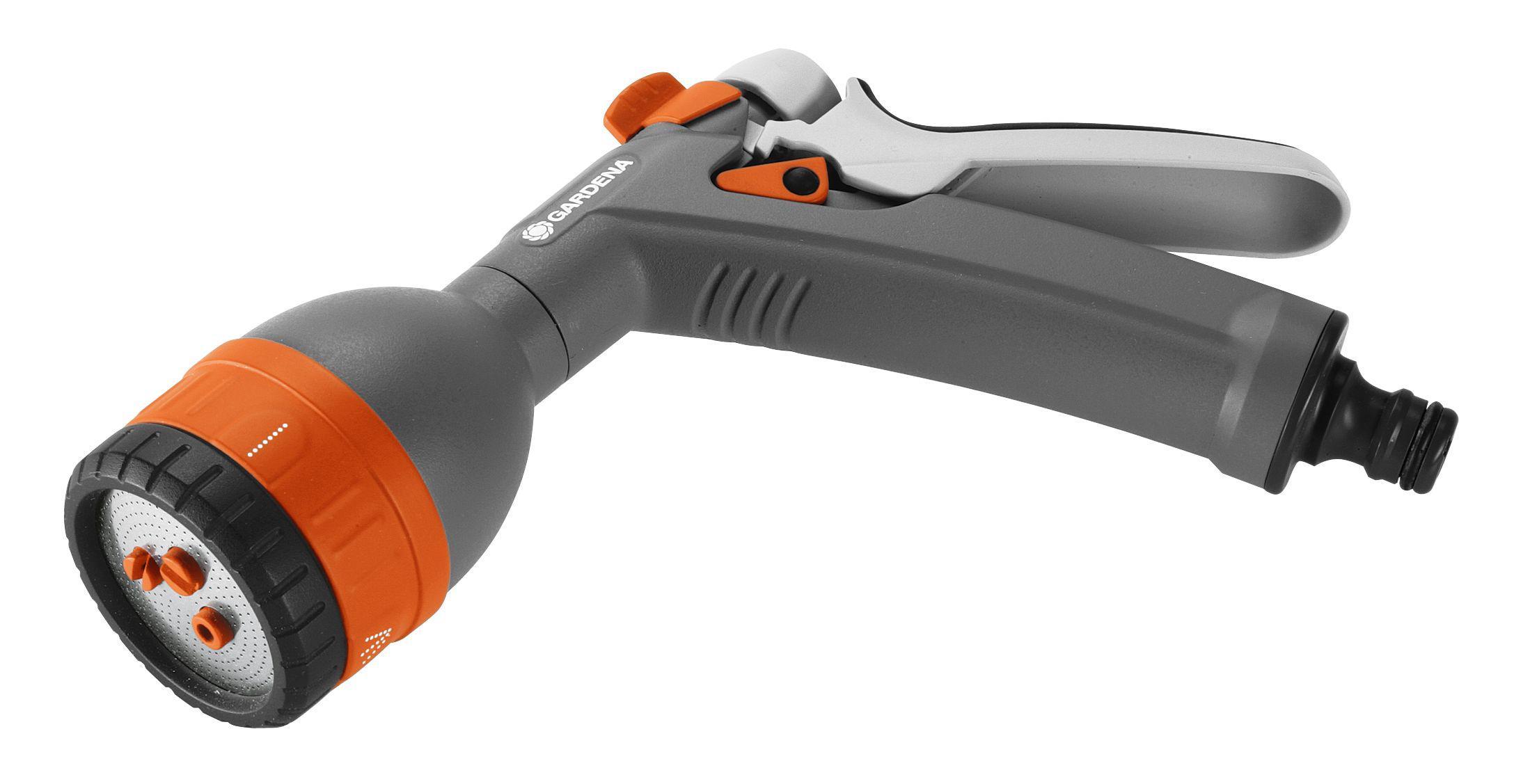 Пистолет Gardena Сlassic 18343-20.000.00 пистолет распылитель gardena 18343 20 000 00 1 2