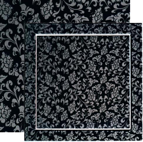 Люк Evecs Л1515 black design