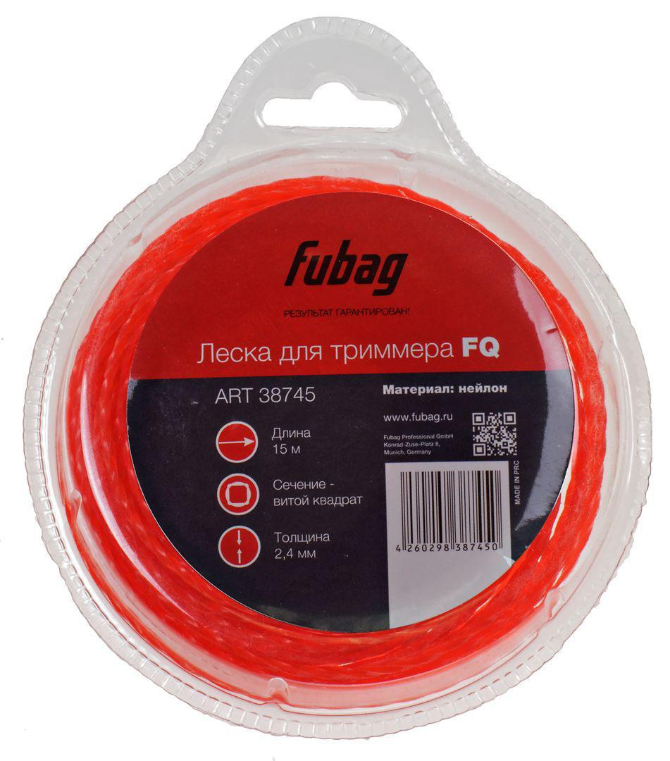 Леска Fubag 38745 гвоздь fubag 50мм 1 05х1 25 5000шт 140105