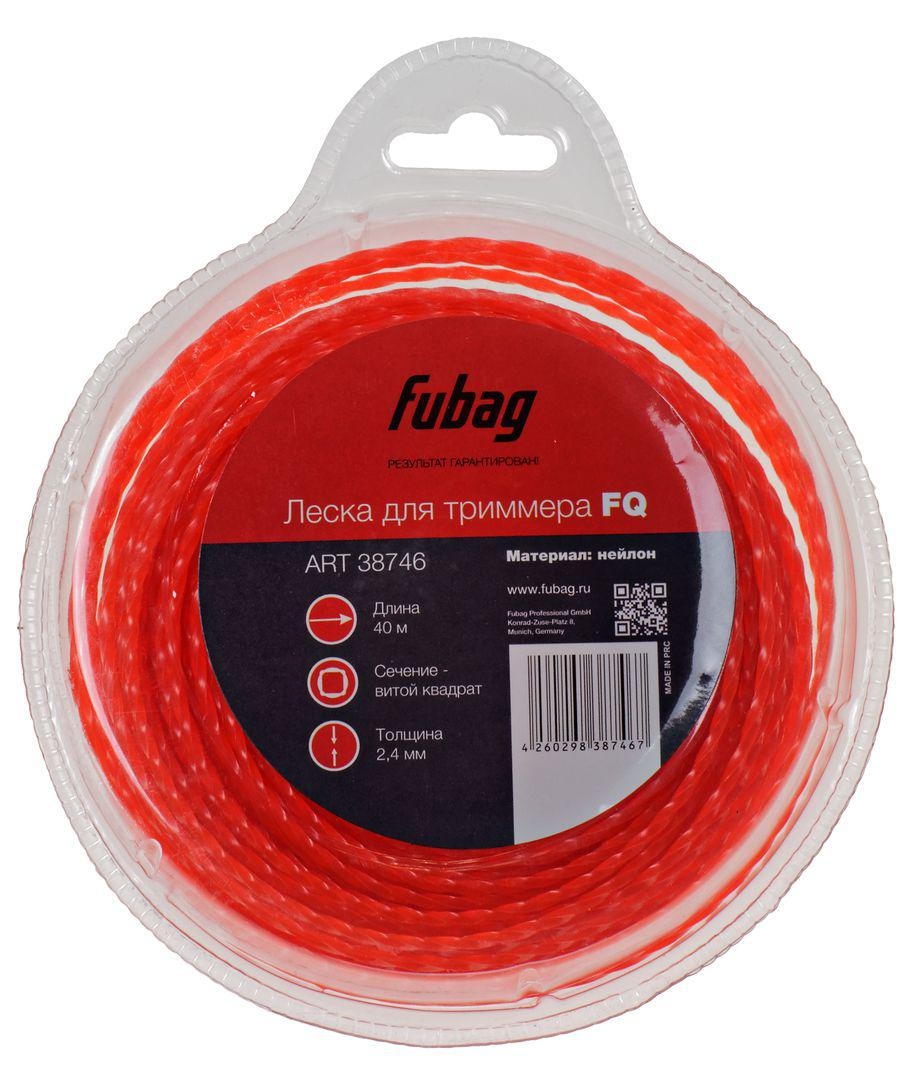 Леска Fubag 38746 гвоздь fubag 50мм 1 05х1 25 5000шт 140105