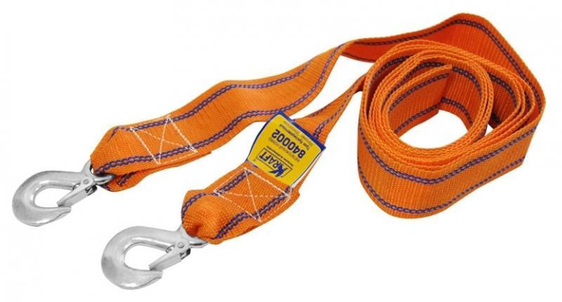 Трос буксировочный Kraft Kt 840002 трос буксировочный avs et 10s