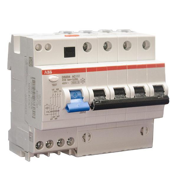 Автомат Abb 73078 автомат 3p 63а тип с 6 ka abb s203