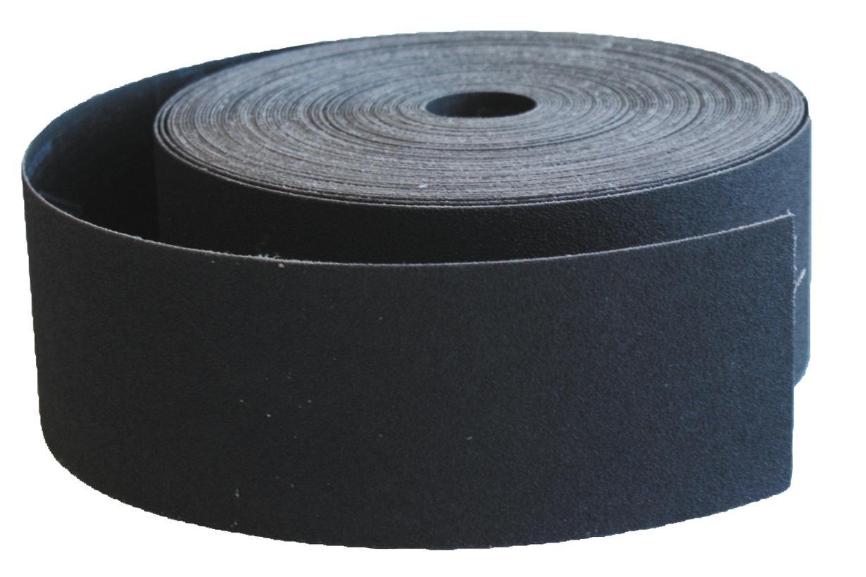 Шкурка шлифовальная в рулоне Jet Sla140.75.60g терка для ног деревянная основа двухсторонняя solinberg ширина 60 мм