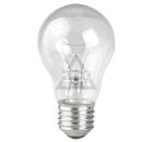 Лампа ЭРА А55/А50-40-230-E27-CL