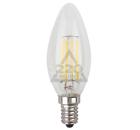 Лампа светодиодная ЭРА F-LED B35-7w-840-E14
