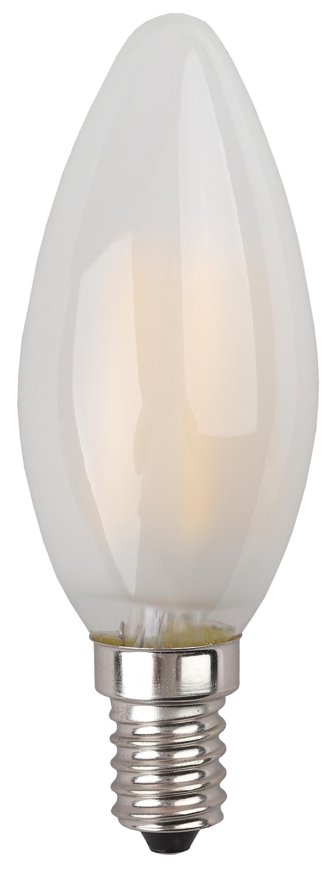 Лампа светодиодная ЭРА F-led b35-7w-840-e14 frozed лампа светодиодная эра led smd bxs 7w 840 e14 clear