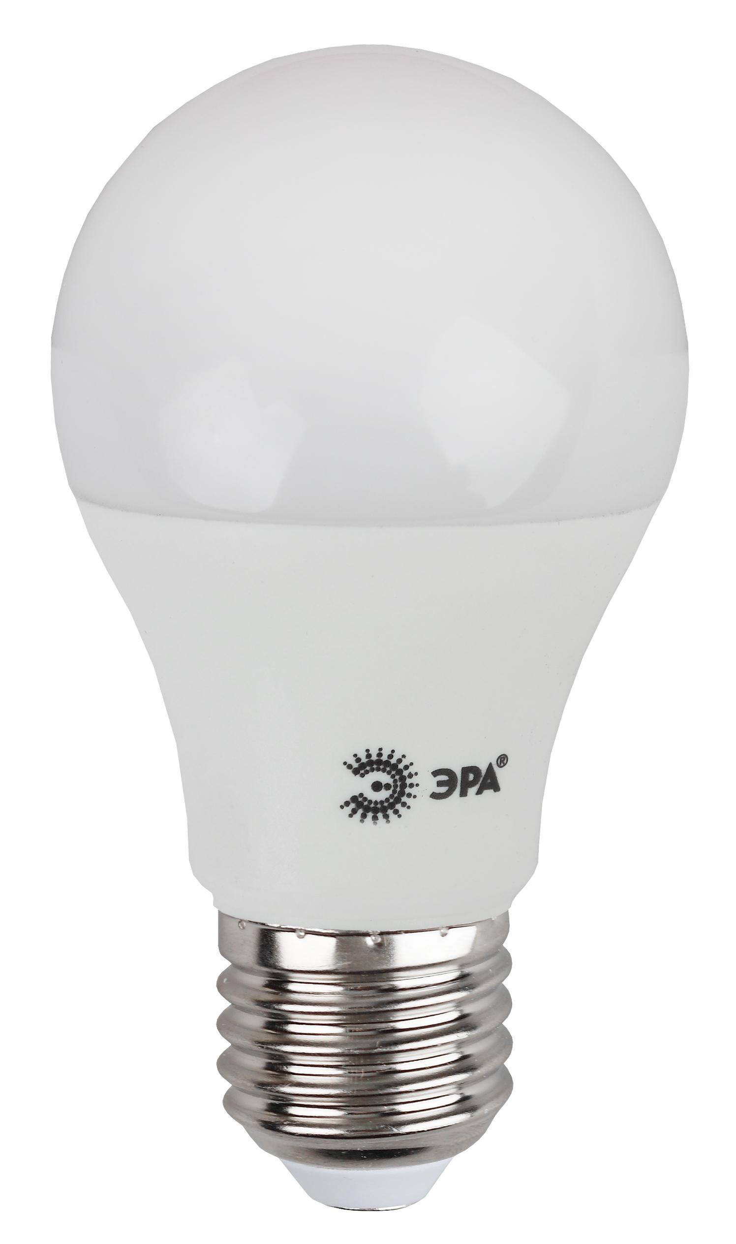 Лампа светодиодная ЭРА Led smd a60-15w-860-e27