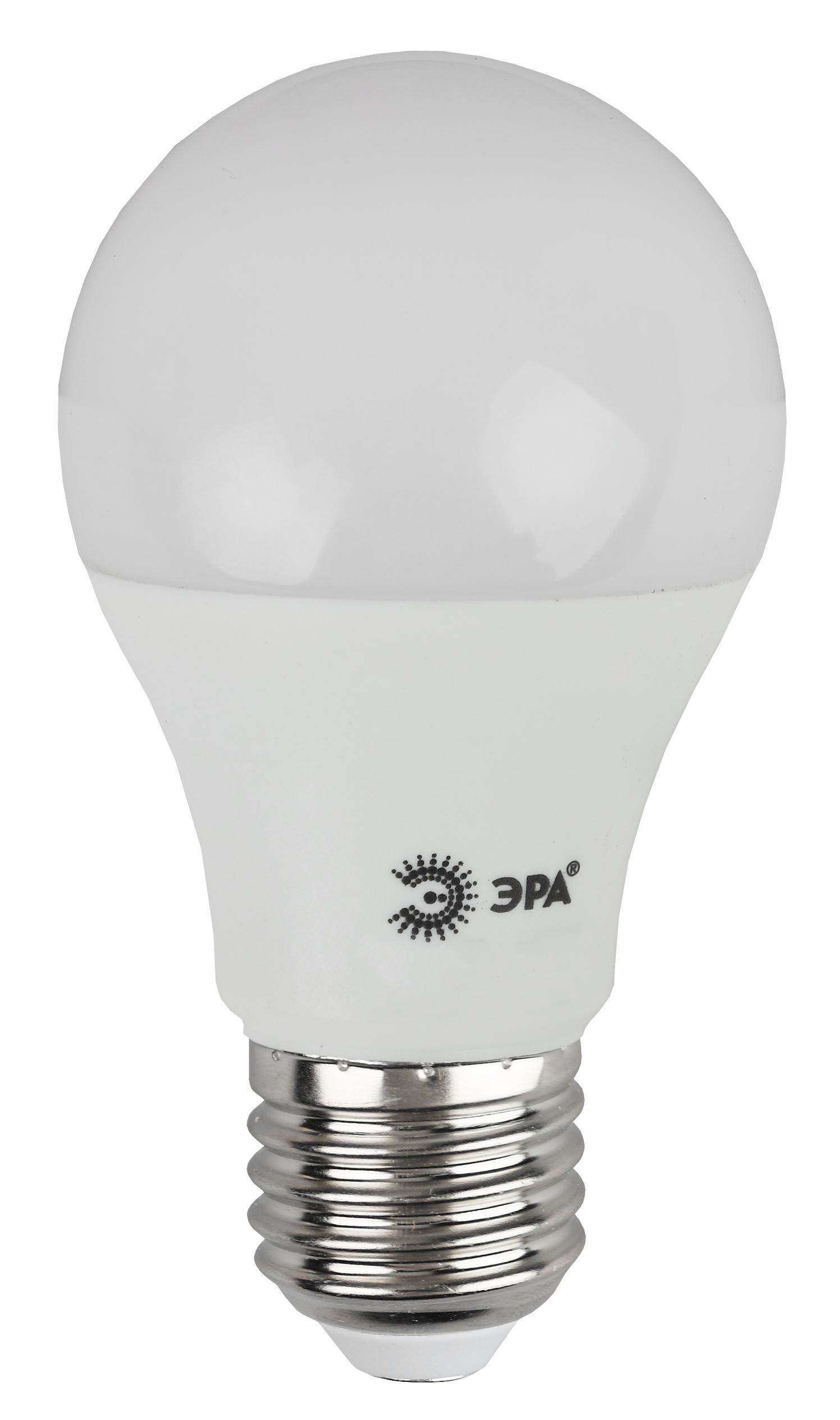 Лампа светодиодная ЭРА Led smd a60-8w-840-e27
