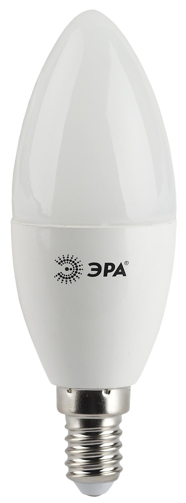 Лампа светодиодная ЭРА Led smd b35-5w-840-e14