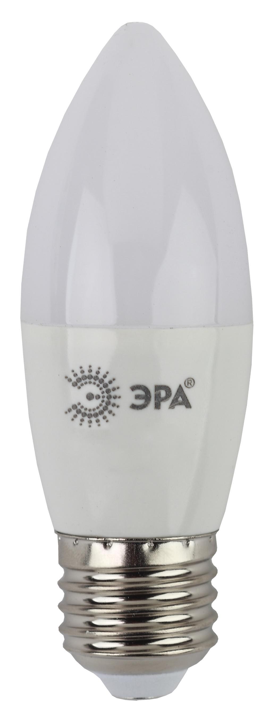 Лампа светодиодная ЭРА Led smd b35-9w-827-e27