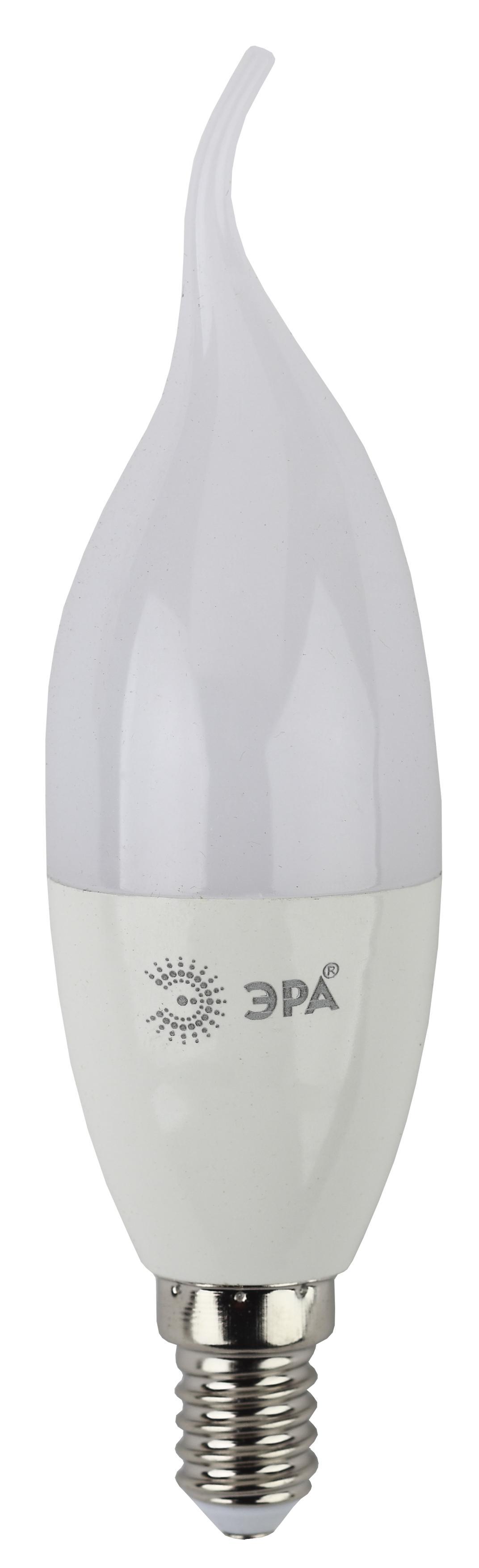 Лампа светодиодная ЭРА Led smd bxs-9w-827-e14