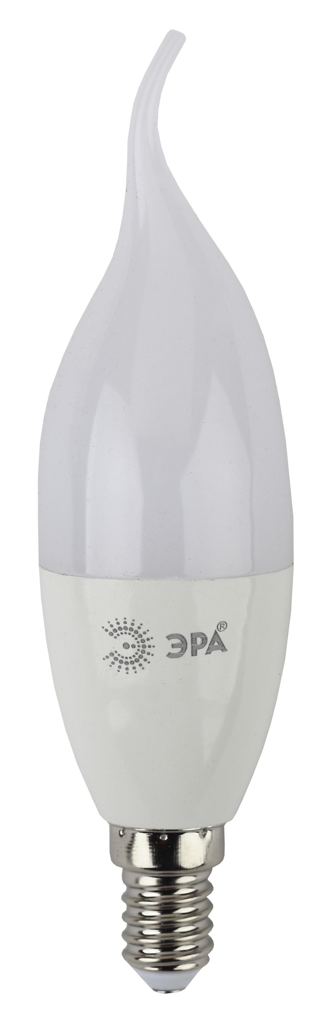 Лампа светодиодная ЭРА Led smd bxs-9w-840-e14