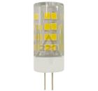 Лампа светодиодная ЭРА LED smd JC-5w-220V-corn, ceramics-827-G4