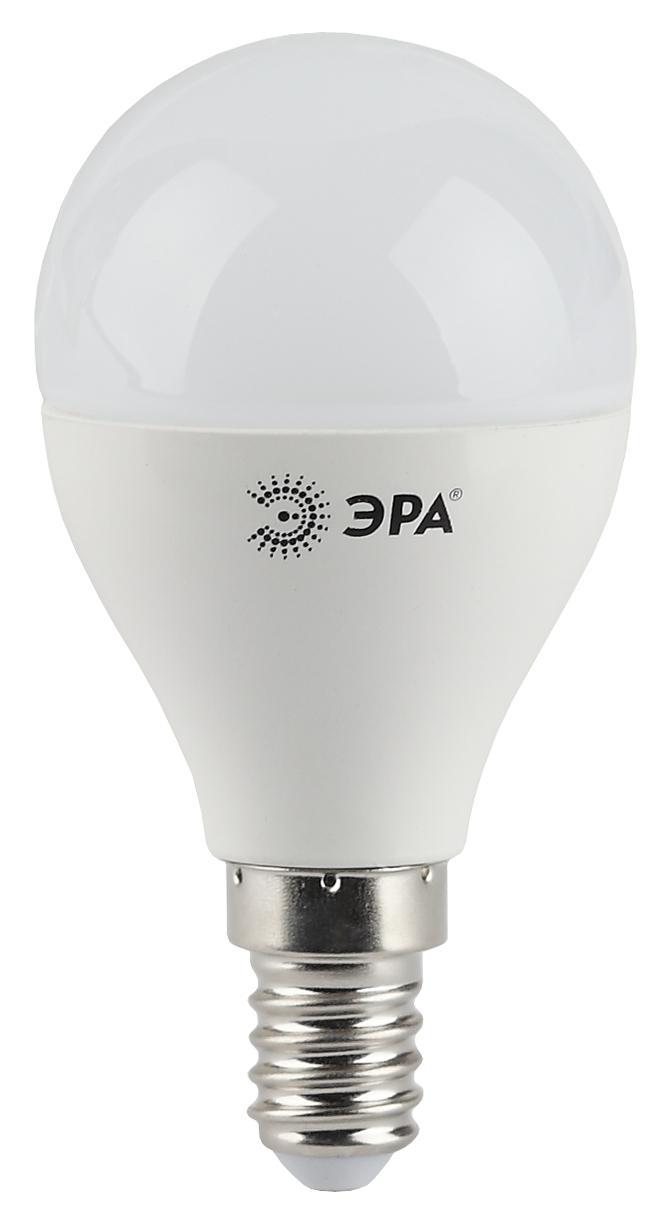 Лампа светодиодная ЭРА Led smd p45-9w-827-e14