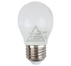 Лампа светодиодная ЭРА LED smd Р45-6w-827-E27_eco