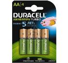 Аккумулятор DURACELL HR6-4BL Б0014863