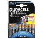Батарейка DURACELL LR03-8BL TURBO C0042361