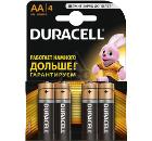 Батарейка DURACELL LR6-4BL BASIC Б0014045