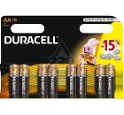 Батарейка DURACELL LR6-8BL BASIC C0037387