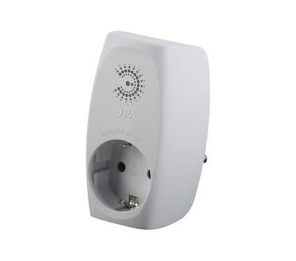 Сетевой фильтр ЭРА 1 гнездо белый SF-1e-W