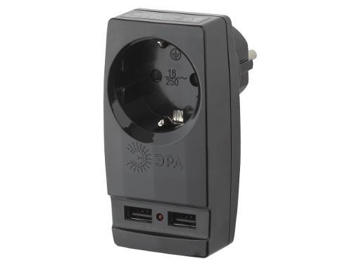 Адаптер ЭРА SP-1e-USB-B Б0026333
