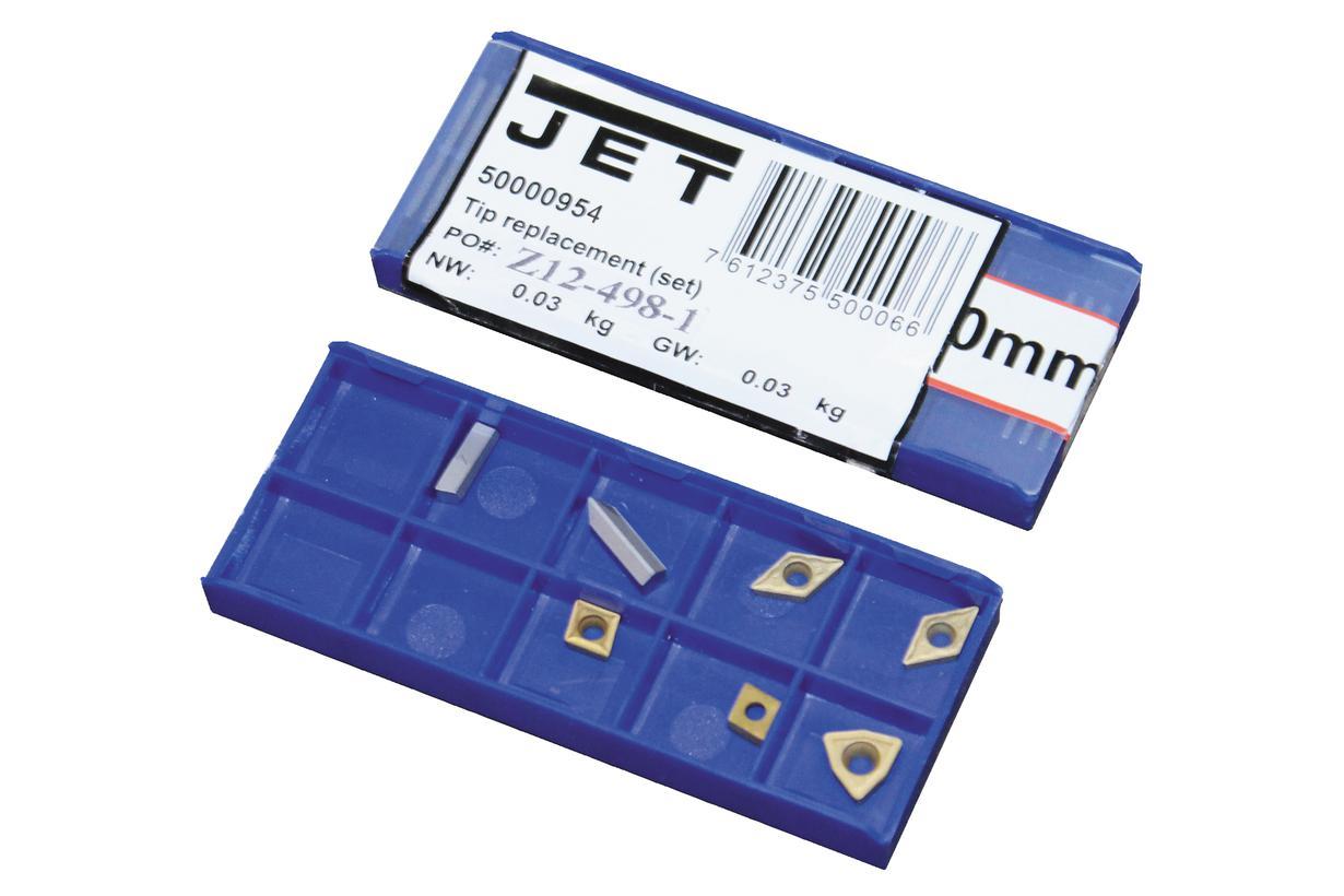 Набор резцов Jet 50000954 набор резцов гравировальных dremel 108