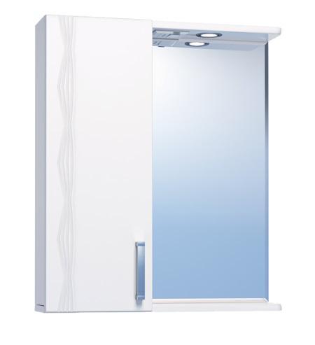 Зеркало-шкаф Vigo №16-550-Л (б/э) atlantic