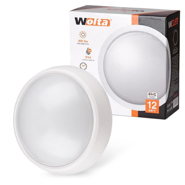 Светильник потолочный Wolta Lcl12-rc