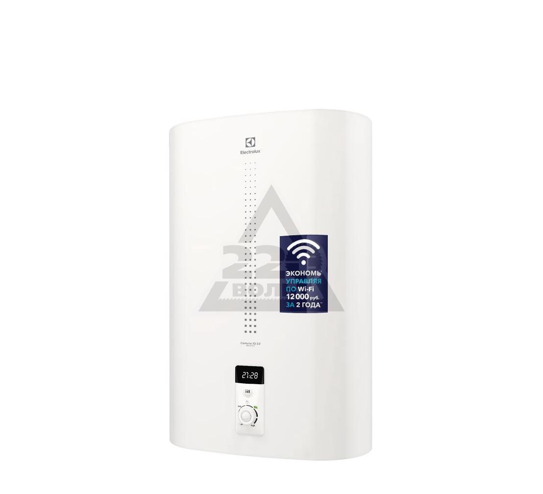 Водонагреватель ELECTROLUX EWH 80 Centurio IQ 2.0