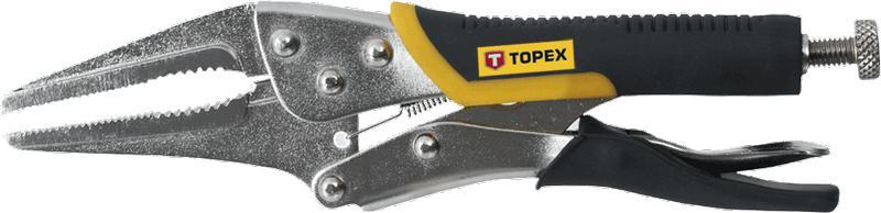 Клещи Topex 32d857 клещи topex 16b430