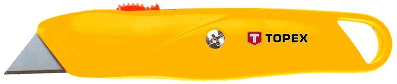 Нож Topex 17b140 нож topex 34d051