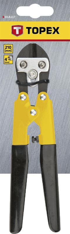 Ножницы Topex 01a117