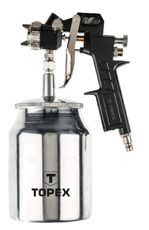 Пистолет Topex 75m206