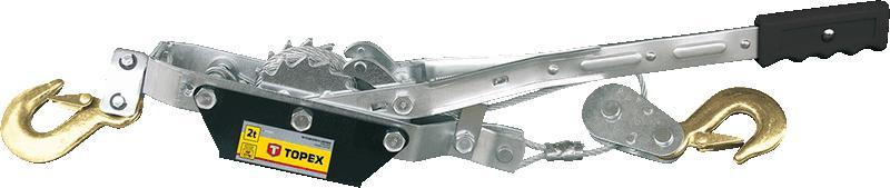 Лебедка механическая Topex 97x080
