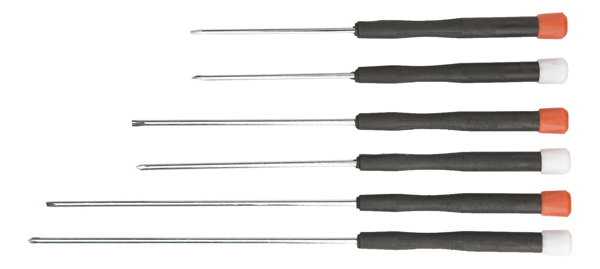 Набор отверток Top tools 39d195 набор отверток для точных работ 6 шт gross 13346