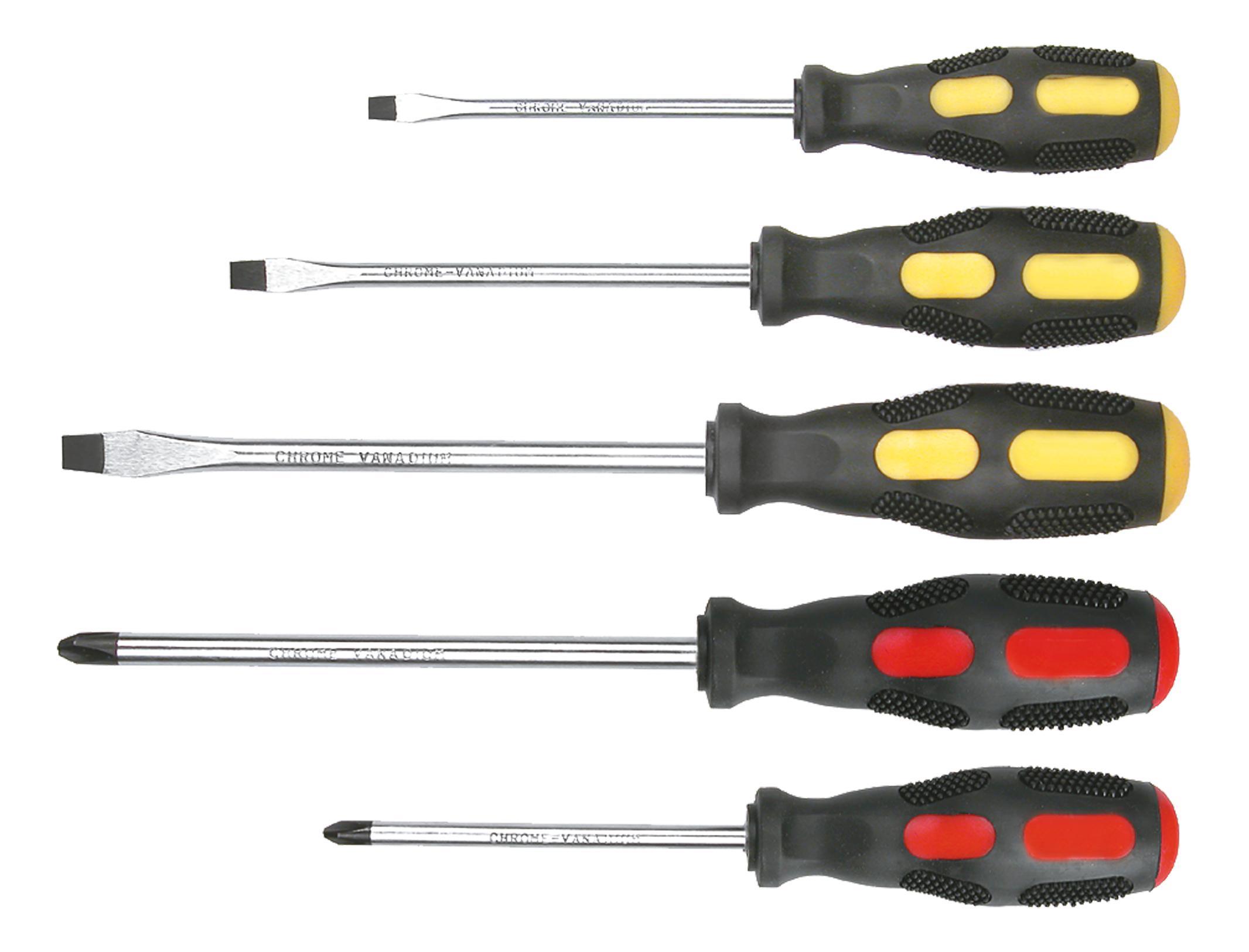Набор отверток Top tools 39d503