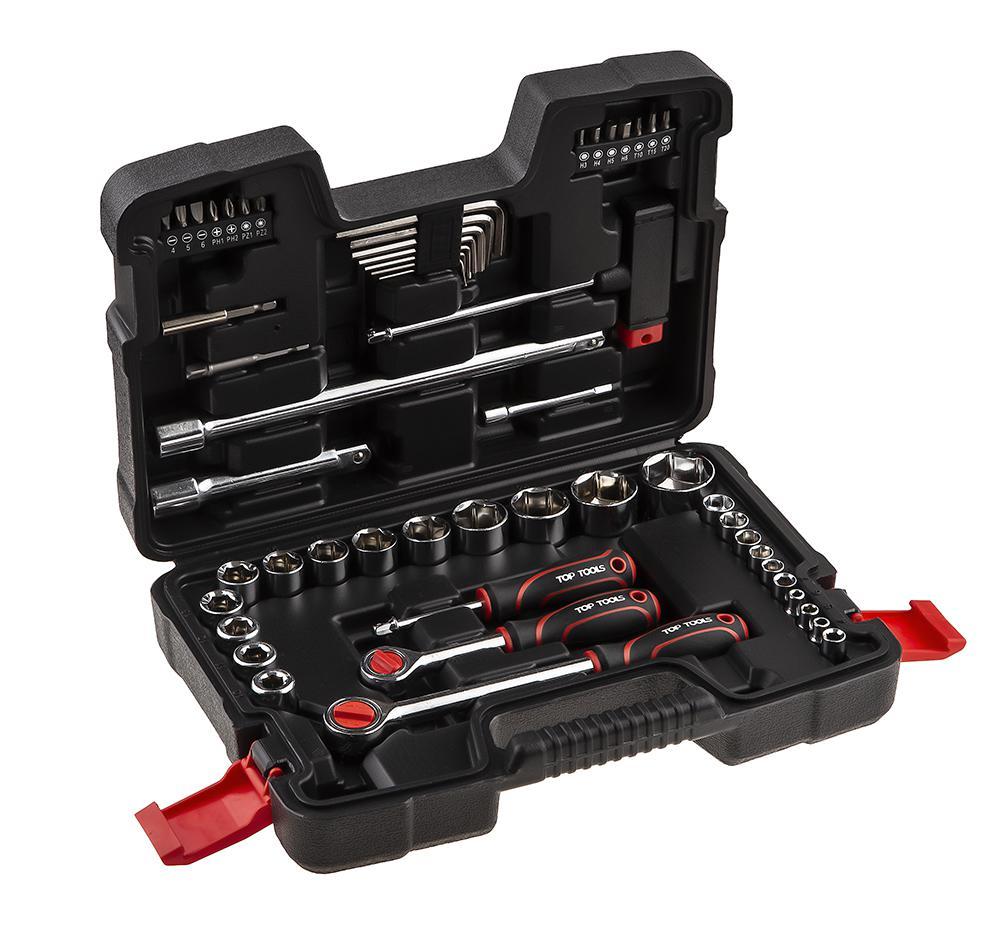Набор бит Top tools 38d530