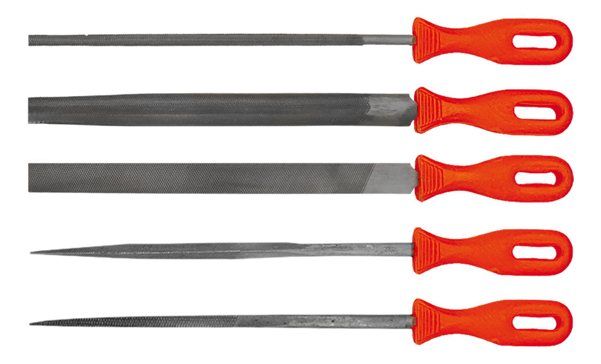 Набор напильников Top tools 06a450