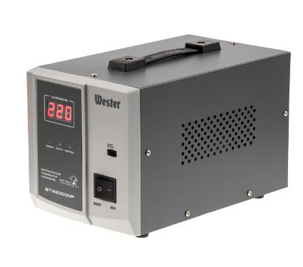 Стабилизатор напряжения WESTER STW2000NP