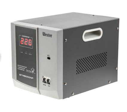 Стабилизатор напряжения WESTER STW5000NP