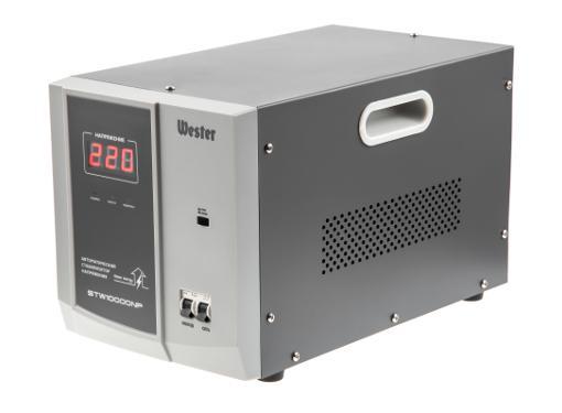 Стабилизатор напряжения WESTER STW10000NP