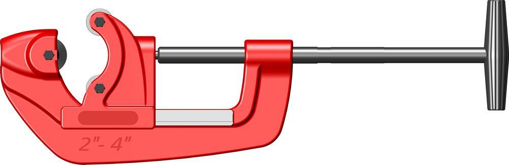 Труборез Zenten 6054-1