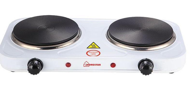 Плитка электрическая Homestar Hs-1104w