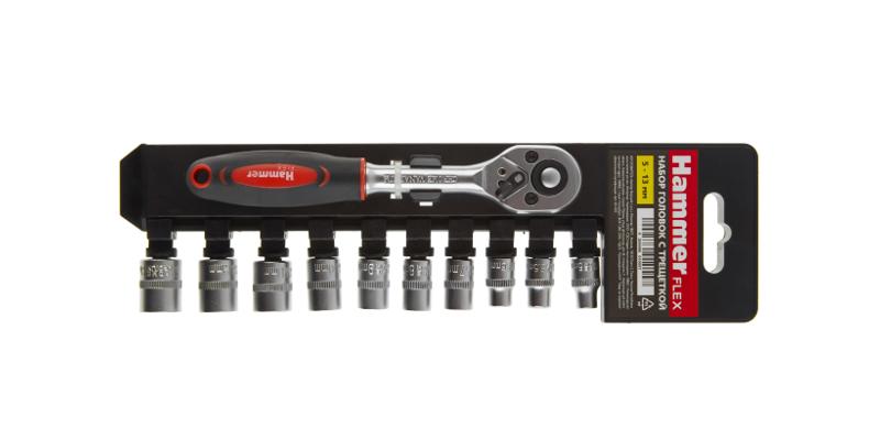 Набор Hammer Flex 601-055 - фото 2